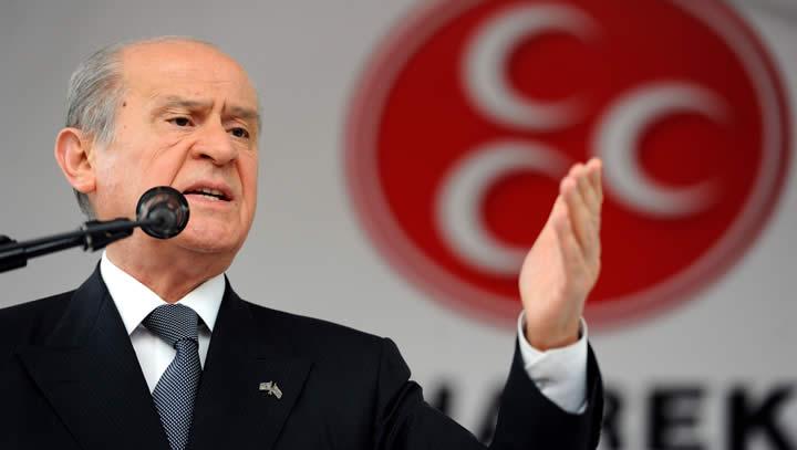 Devlet Bahçeli'den AKP'ye flaş teklif
