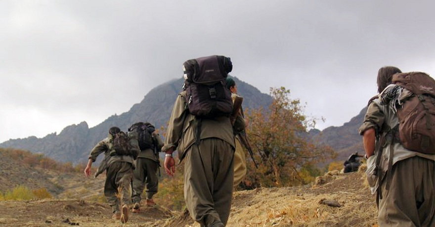 PKK'lı teröristlerin telsiz konuşmasındaki itirafları