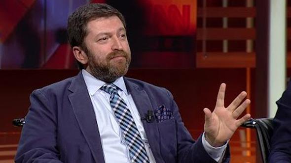 Serdar Kuzuloğlu FETÖ'den alındı
