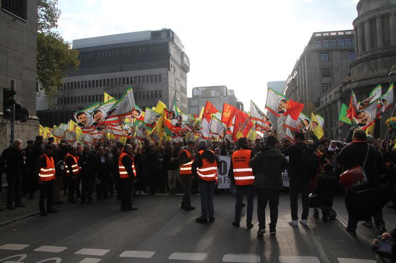 PKK'dan Avrupa'ya tehdit