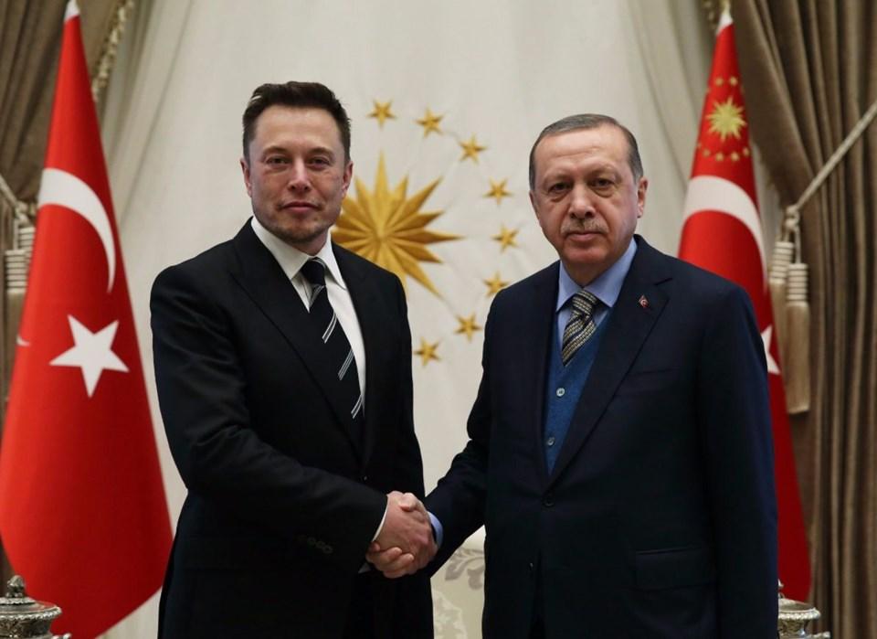Erdoğan Dünyanın en ünlü 21. kişisiyle ne görüştü?