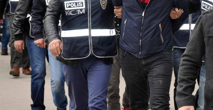 Dev terör operasyonu: 84 gözaltı