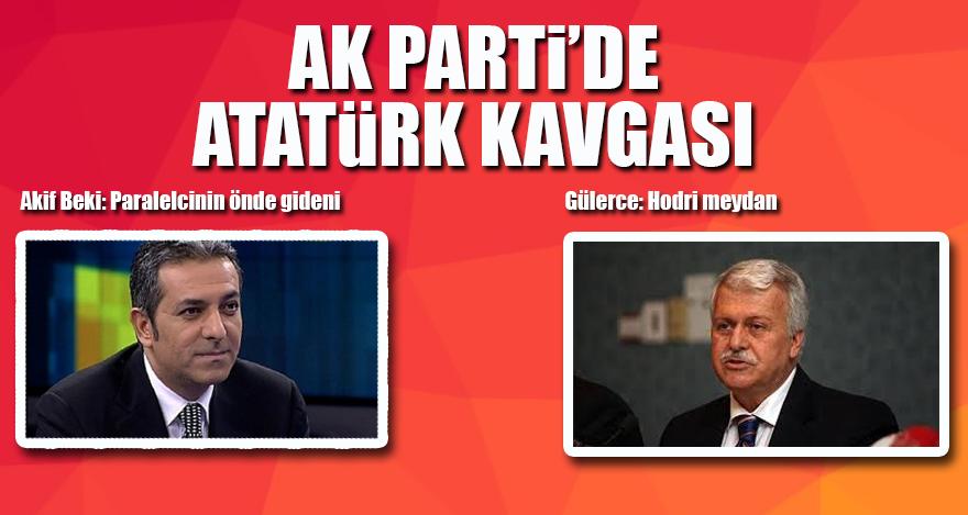 Ak Parti'de Atatürk kavgası