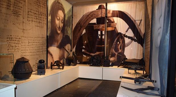 İstanbul'da Da Vinci sergisi