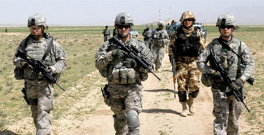 ABD ordusu Suriye'de kalacak