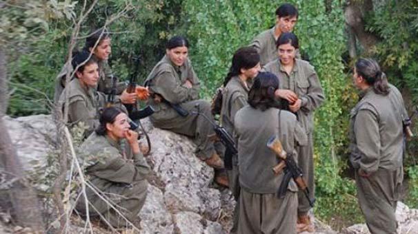 """PKK'nın kırmızı listedeki """"Gülbahar"""" kod adlı teröristi öldürüldüü"""