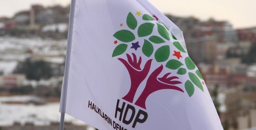 'HDP Türkiye'nin üçüncü büyük partisi!'