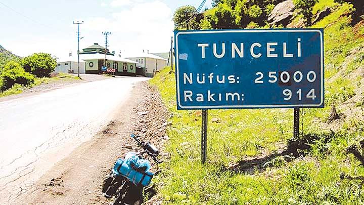 Tunceli'nin adı değişiyor mu?
