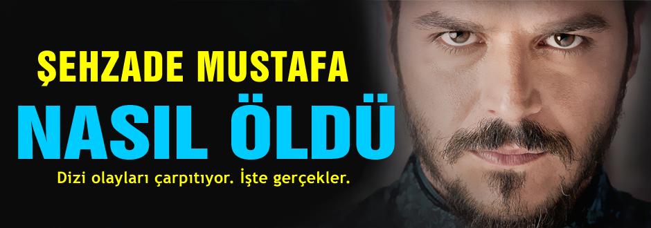 Şehzade Mustafa nasıl öldü?