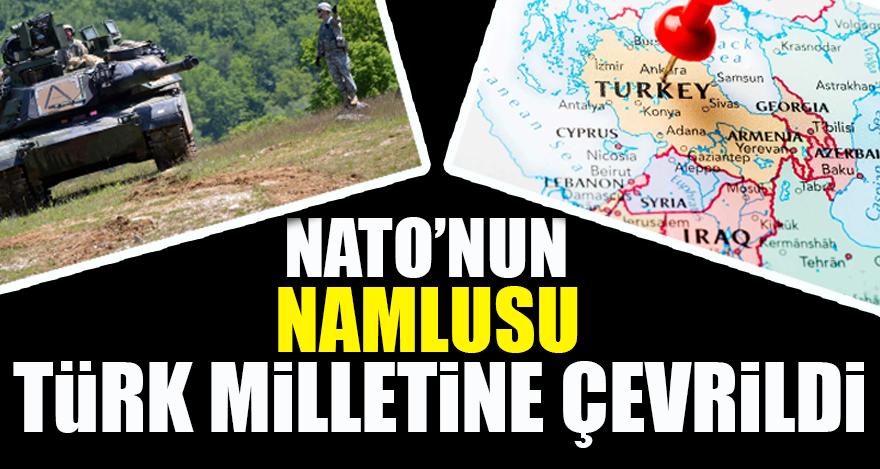 Cumhurbaşkanı Erdoğan'dan tarihi açıklama: Natonun hedefinde Türkiye var