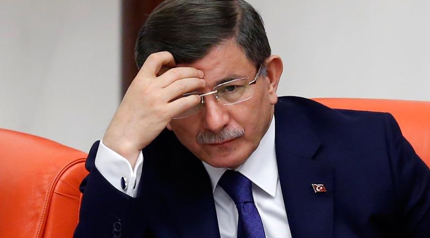 Davutoğlu'na şok veto