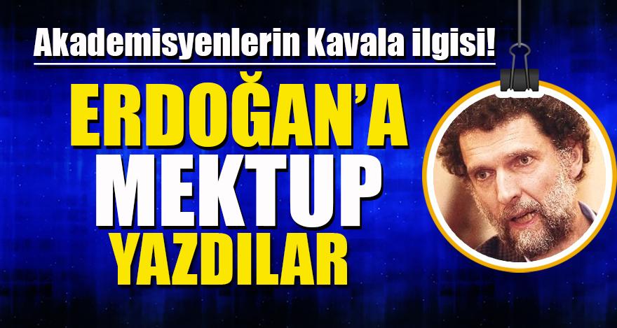 Akademisyenlerin Kavala ilgisi! Erdoğan'a mektup yazdılar