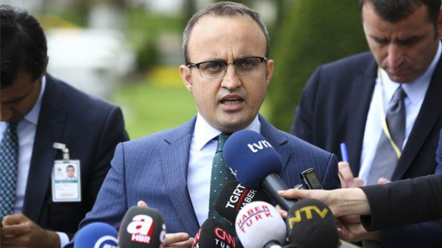 AKP rest çekti: ABD'nin 52. eyaleti değiliz