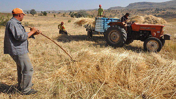 6 bin 609 çiftçi borçlarını ödeyemediği için icralık oldu