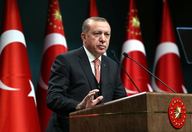 Erdoğan'dan Man cevabı