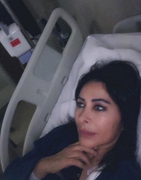 Nuray Hafiftaş'ın haberini duyan hastaneye koştu