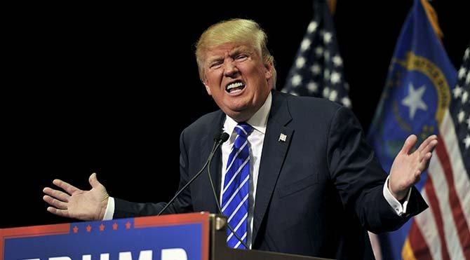 Trump yalvarıyor