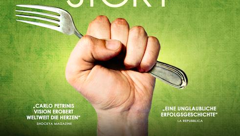 """Bir devrimin hikayesi """"SLOW FOOD"""" gösterimde"""
