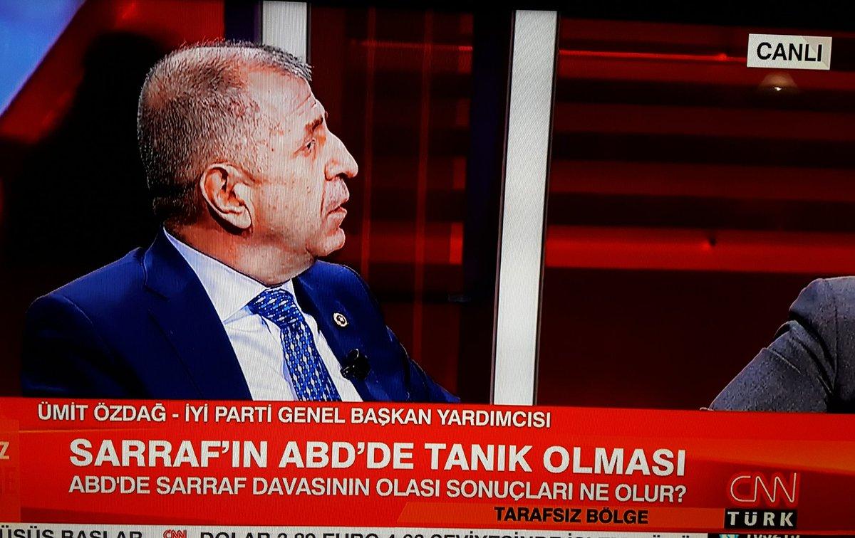 Ümit Özdağ AK Partili avukata fena atarlandı