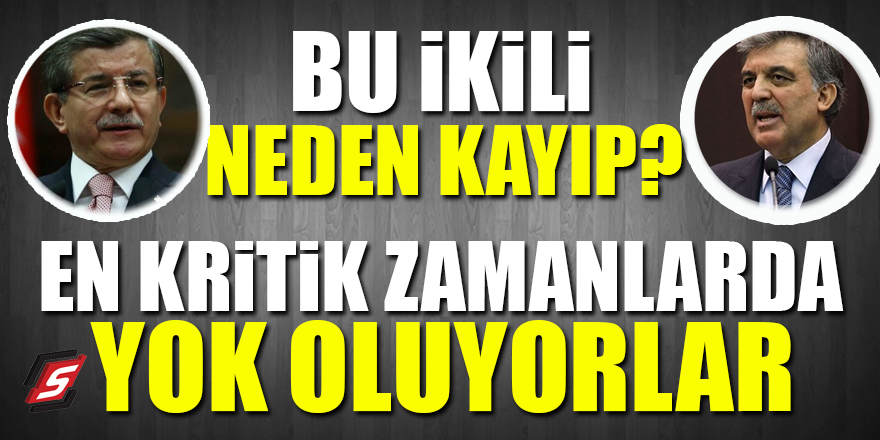Abdullah Gül neden sessiz?