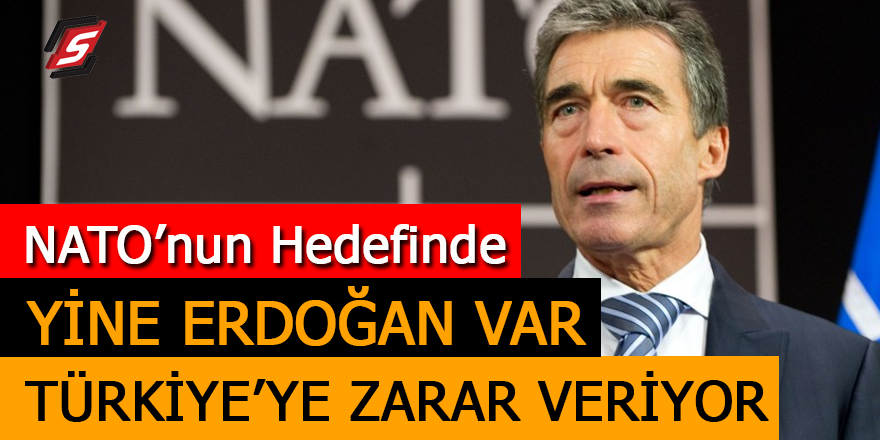 NATO'nun hedefinde yine Erdoğan var! Türkiye'ye zarar veriyor