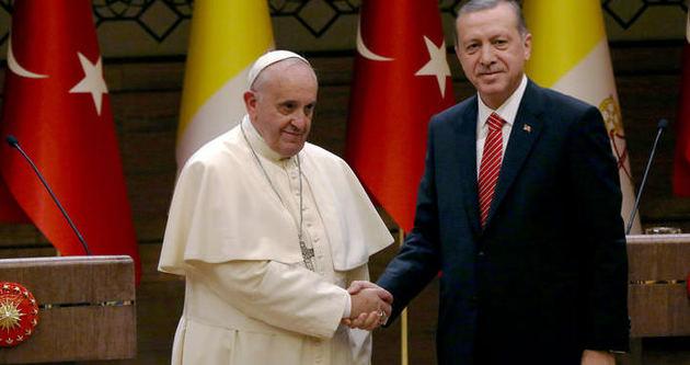 Papa'dan flaş Kudüs açıklaması
