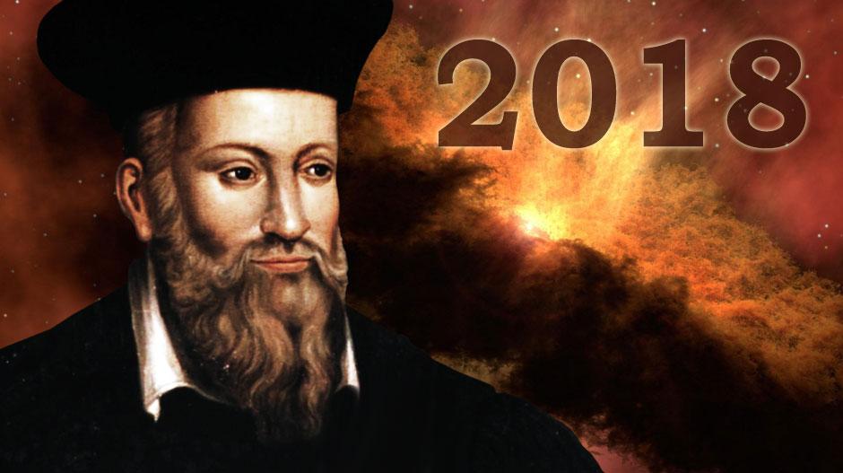 Nostradamus'un korkutan 2018 kehanetleri