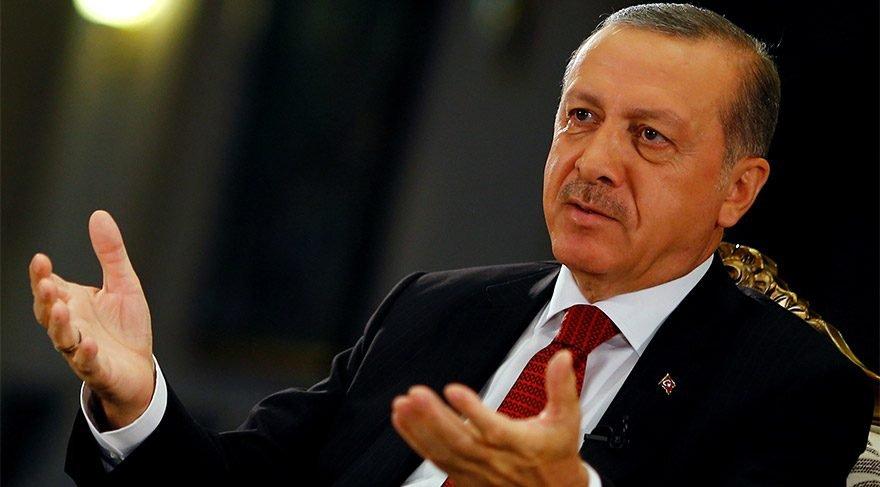 Erdoğan'a gazilik unvanı için yasa teklifi!
