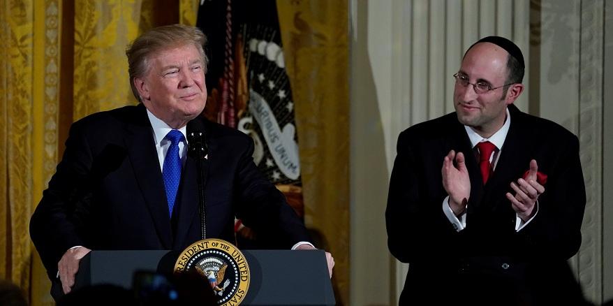 Trump'tan bir Kudüs açıklaması daha