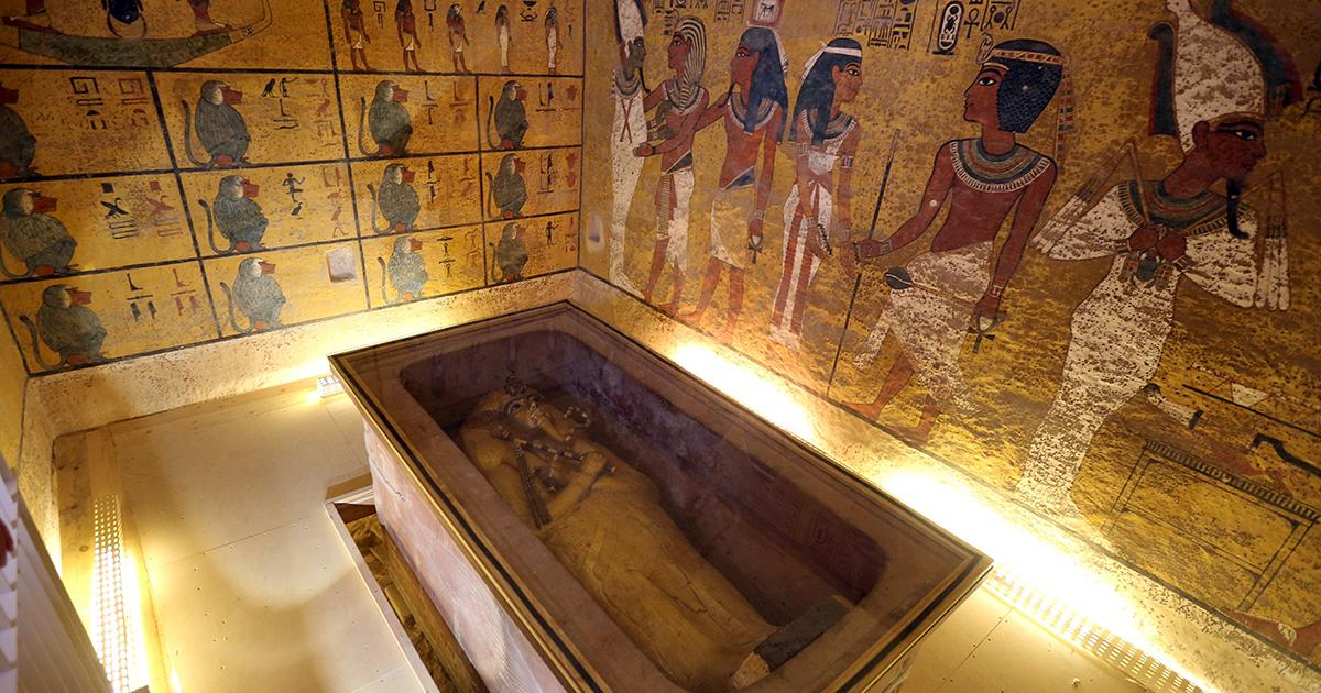 Mısır'da büyük keşif, yeni mezarlar ortaya çıktı