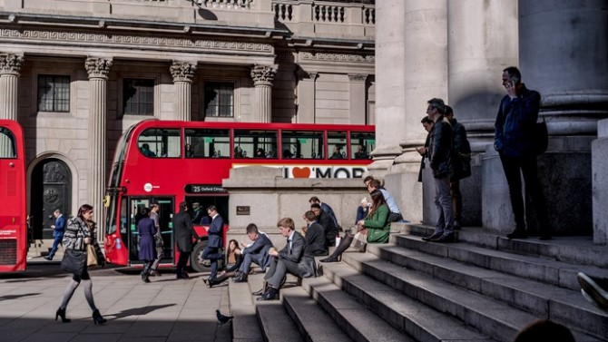 İngiltere'de işsizlik can sıkıyor