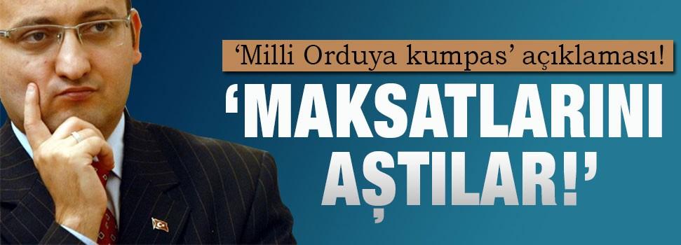 Akdoğan'dan 'Kumpas' açıklaması!