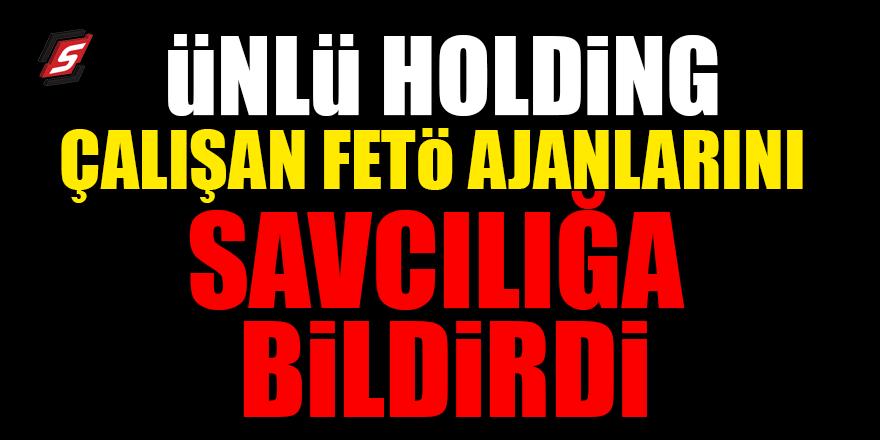 Alarko Holding çalışan FETÖ şüphelilerini şikayet etti