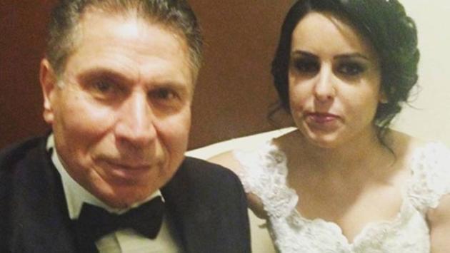 62 yaşındaki oyuncu Hayta İsmail'e 23'lük eş