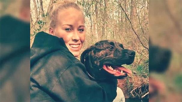 Pitbull köpekler sahibini öldürüp kaburgasını yedi
