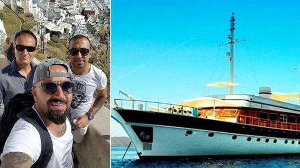 Yunan Adasında Türk denizcilere linç iddiası