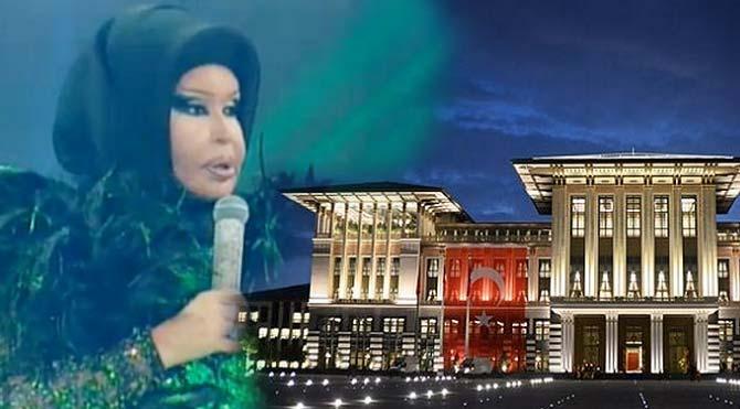 """Bülent Ersoy'dan Atatürk çıkışı: """"O da saray yaptırdı"""""""