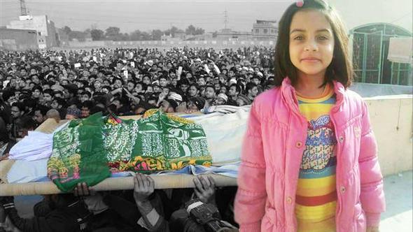 Pakistan karıştı: Tecavüz haberini alan sokağa çıktı