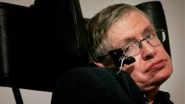 Hawking'ten korkutan açıklama