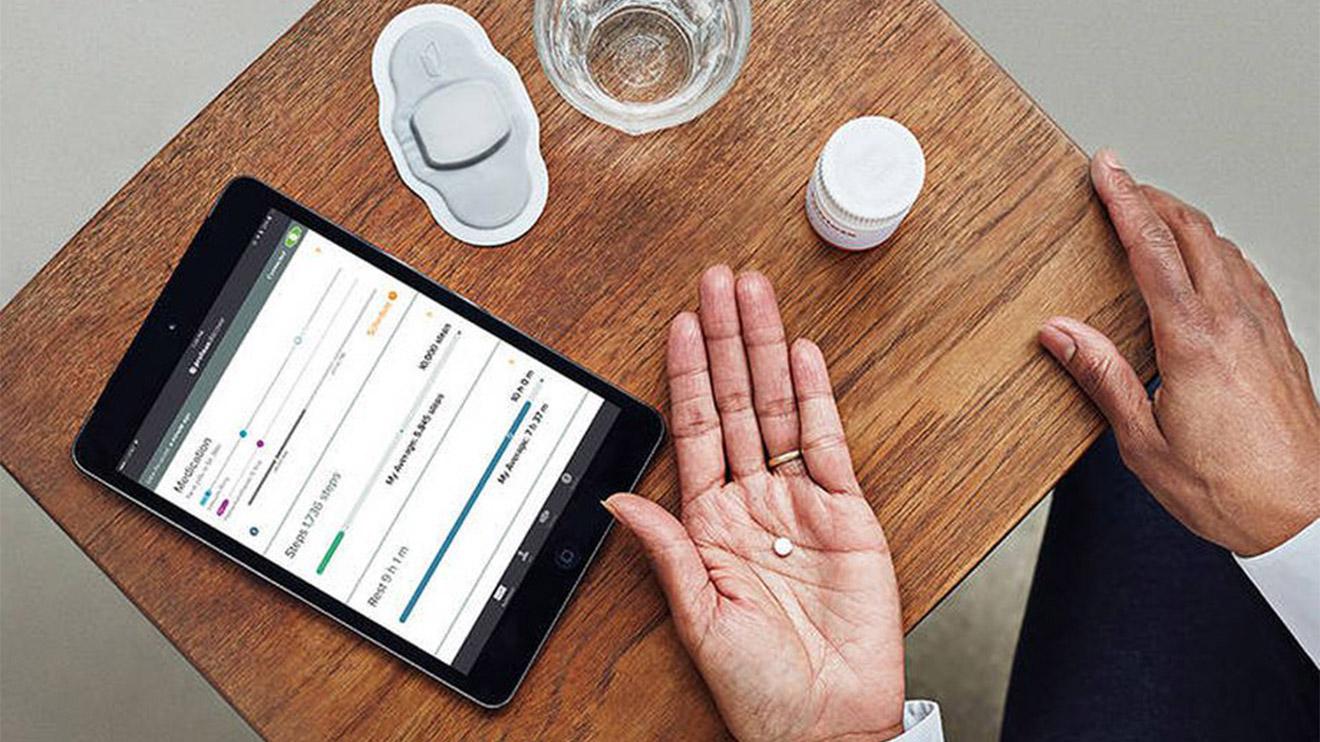 Sindirilebilir sensöre sahip ilk dijital ilaç onaylandı