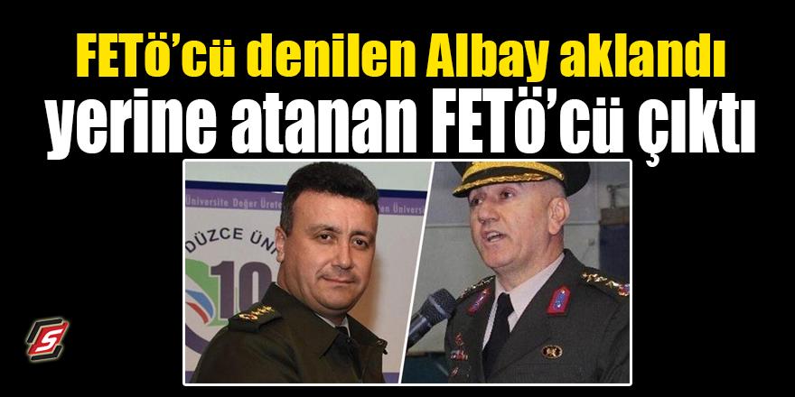 FETÖ'cü denilen Albay aklandı, yerine atanan FETÖ'cü çıktı
