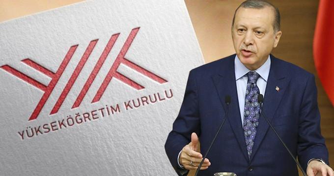 Erdoğan kararını verdi ! Yardımcı doçentlik kalkıyor!