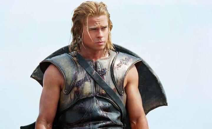 Troya'yı Brad Pitt  tanıtacak