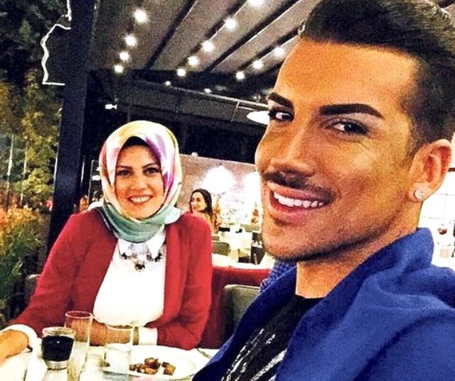 Kerimcan'ın ablası aile fotoğraflarını paylaştı