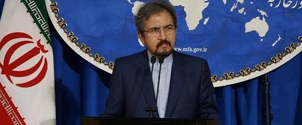 """İran'dan ABD'ye """"sınır gücü"""" tepkisi!"""