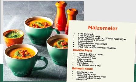 Le Creuset'den içinizi ısıtacak kış çorbası tarifleri!