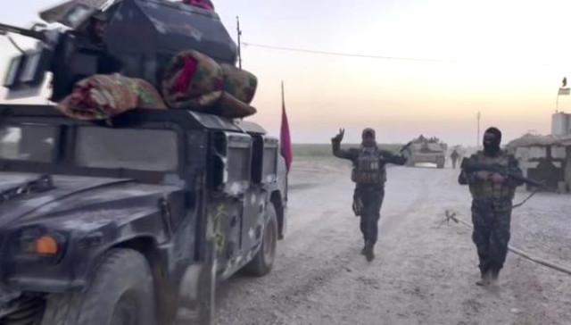 Kerkük'te güvenliği artık Irak polisi sağlayacak