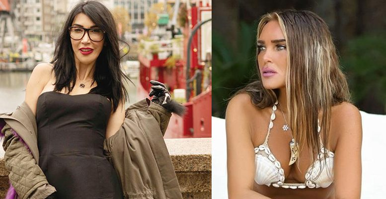 Mahkemeden Hande Yener'i Seren'den koruma kararı!