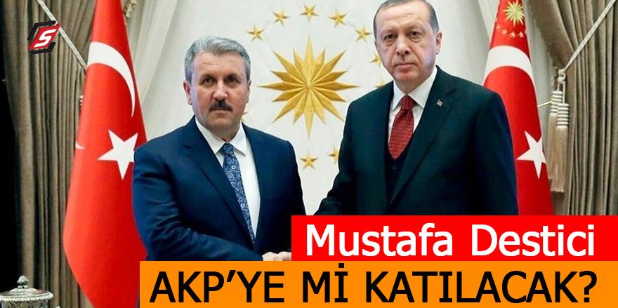 Destici AKP'ye mi katılacak?