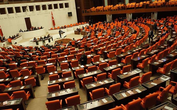 """Meclis'ten """"2018 ajandası"""" açıklaması"""
